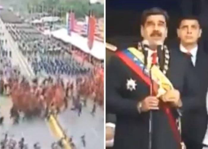 No maten a Maduro, por favor