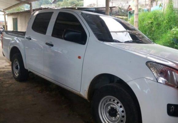 Detectan vehículos robados y de secuestrados en Toribío