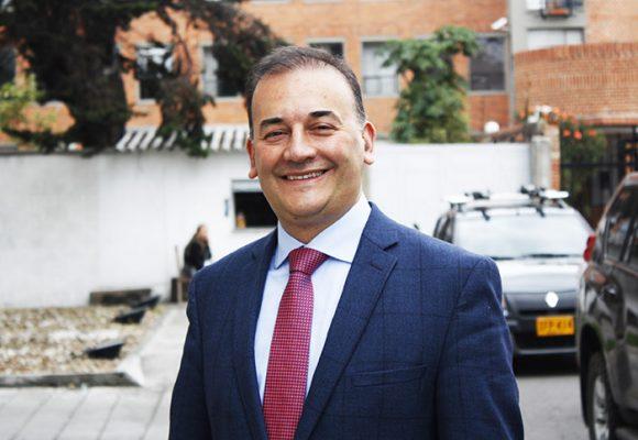 Carlos Baena: un conciliador llega al viceministerio de Relaciones Laborales