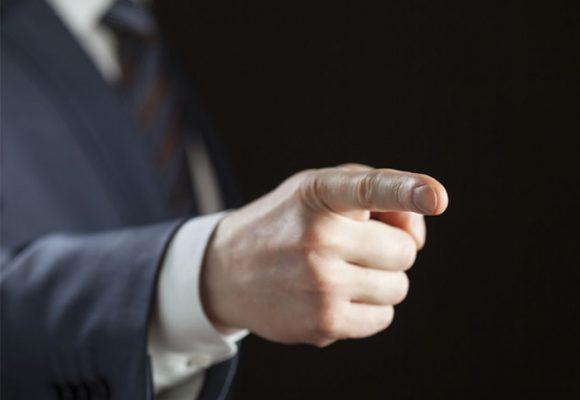 Grefier: Corrupción, no soy yo, son los otros