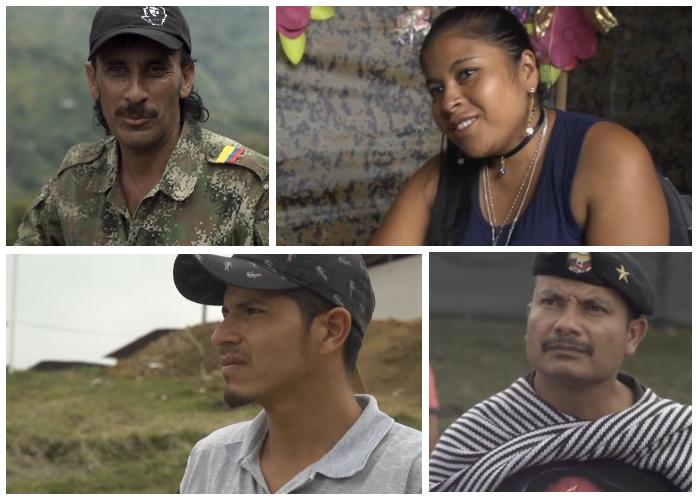 El documental del Cauca antes de la guerra y las disidencias