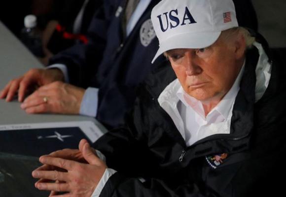 Donald Trump, de magnate a menesteroso