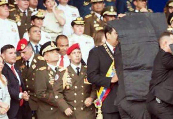 """Uribe y Santos, ¿unidos para fraguar un golpe contra Maduro?: sobre el """"atentado"""" del sábado"""