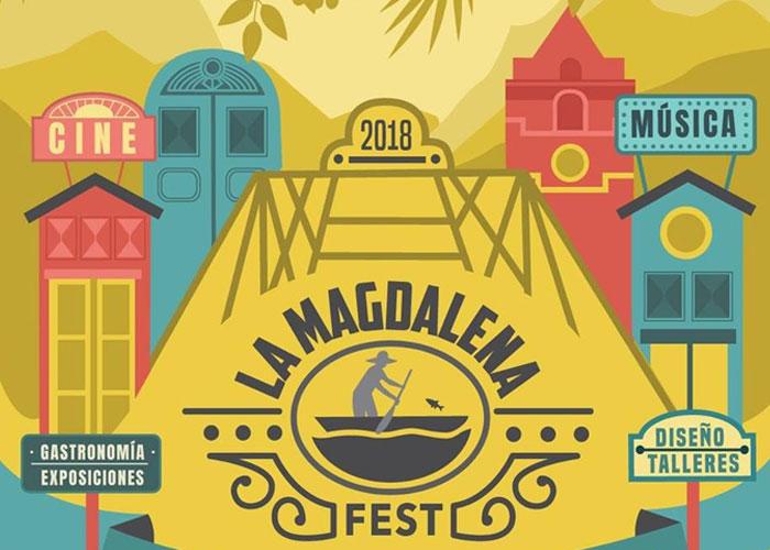 La Magdalena Fest, una celebración al río que ha hecho grande al país