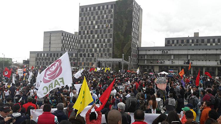 La otra movilización el 7 de agosto, la del pueblo