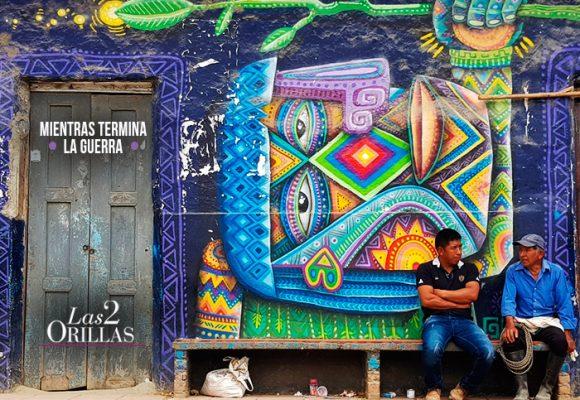 Toribío, un paraíso escondido para los grafiteros del mundo