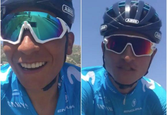 Los embajadores boyacenses listos para la Vuelta a España