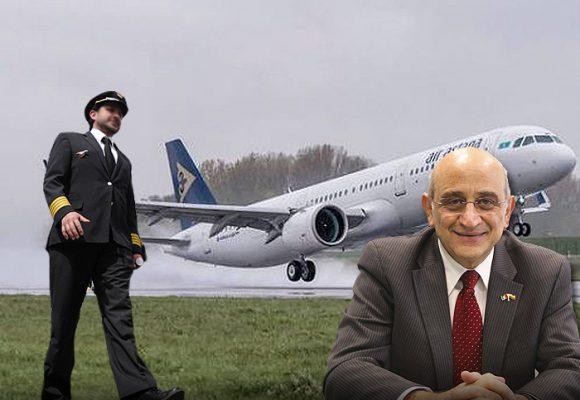 Air Astana, la aerolínea de Kazajistán que se está llevando los pilotos de Avianca