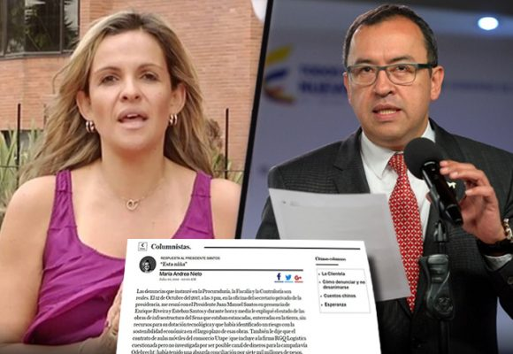 "La frenteada de la exdirectora del Sena a Santos: ""no tapen los horrores del Sena"""