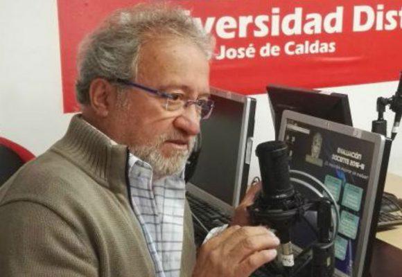 """""""La corrupción es un verdadero parasistema"""": rector Universidad Distrital"""