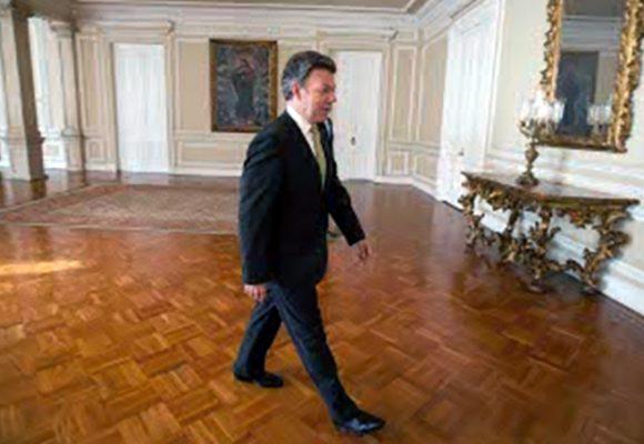 Presidente Santos: buen viento y buena mar