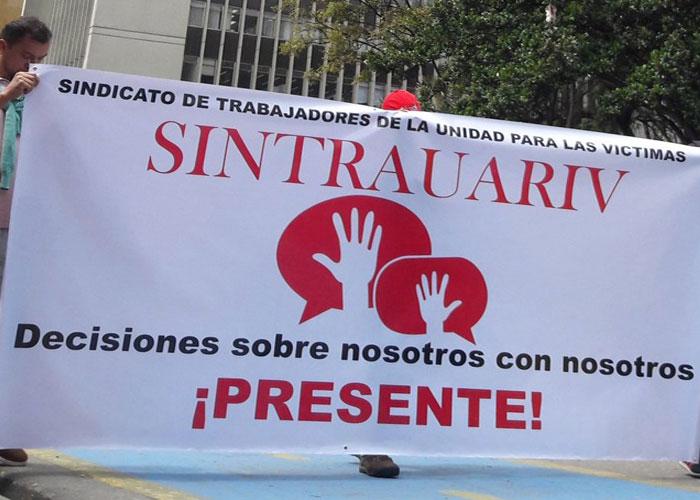 Trabajadores de la Unidad de Víctimas se pronuncian sobre el nuevo Gobierno
