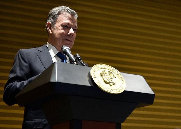 Santos, el presidente que los extremistas deberían idolatrar