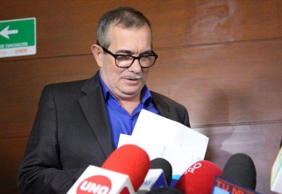 Claves de Timochenko sobre el por qué las FARC se le midieron  a la negociación
