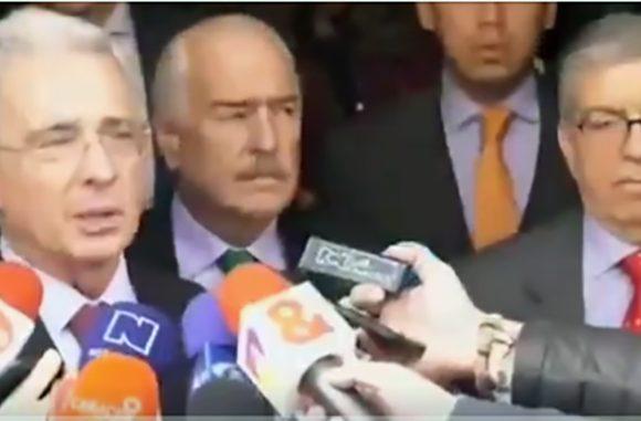 ¡¡Uyy, qué susto!!… Uribe, Gaviria y Pastrana juntos