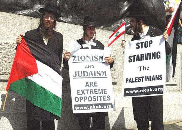 No es lo mismo judaísmo que sionismo