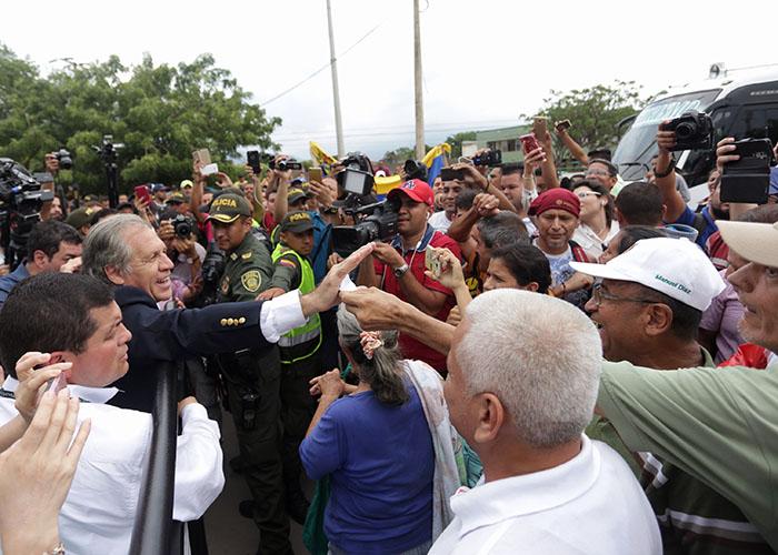 Venezuela y la región no está para juego de guerra