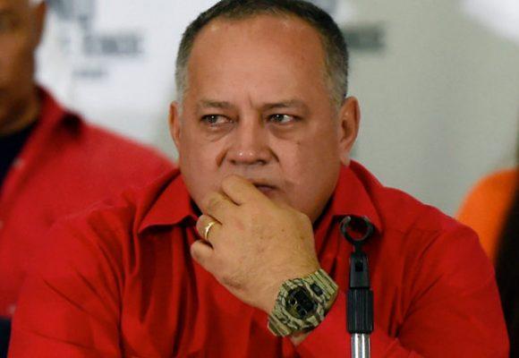 """Cachorrito Duque"", dijo Diosdado Cabello al presidente"