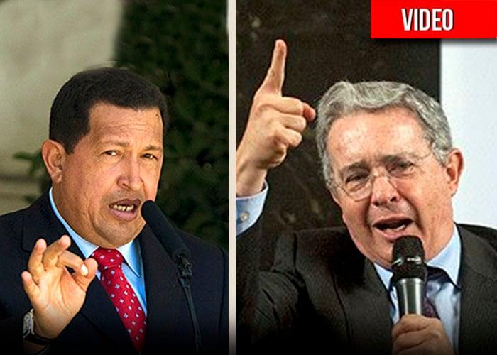 """""""Muevan diez batallones a la frontera"""": cuando Chávez le declaró la guerra a Uribe"""