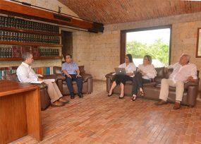 ¿Pesará Andrade en la selección del alcalde de Cartagena?