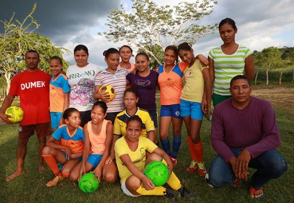 Fútbol, El Bálsamo de las mujeres