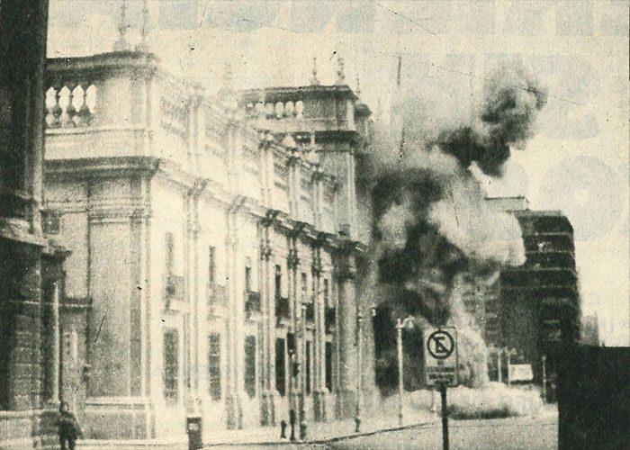 Golpe de Estado a Salvador Allende