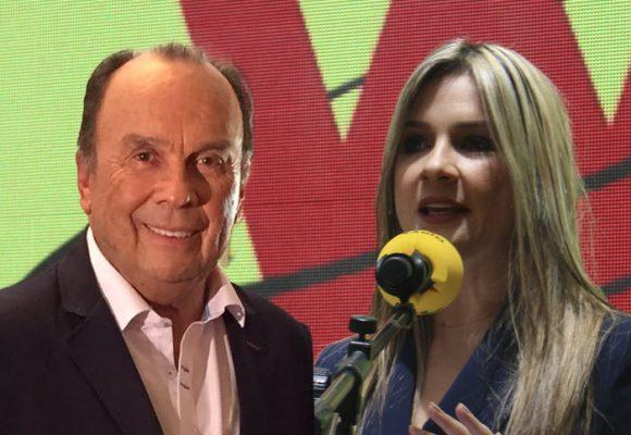 Hernán Peláez y Vicky Dávila, la nueva fórmula de la W