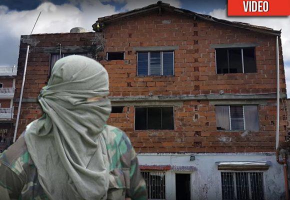 La casita del terror donde mandaban los paramilitares en Antioquia