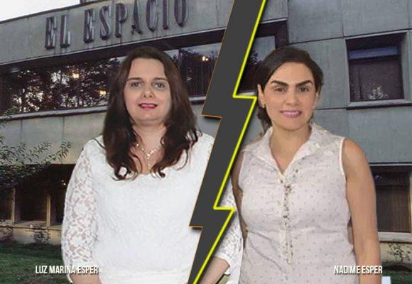 Mechoneo entre hermanas por El Espacio y las emisoras La Libertad de Barranquilla