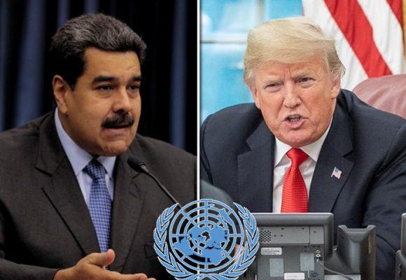 El encuentro bomba de la ONU: Maduro-Trump