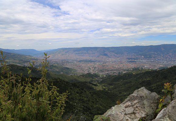 Medellín, reconocido mundialmente por sus avances en gestión ambiental