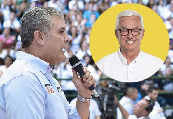 Robledo le dijo No a la cumbre anticorrupción en el Palacio de Nariño