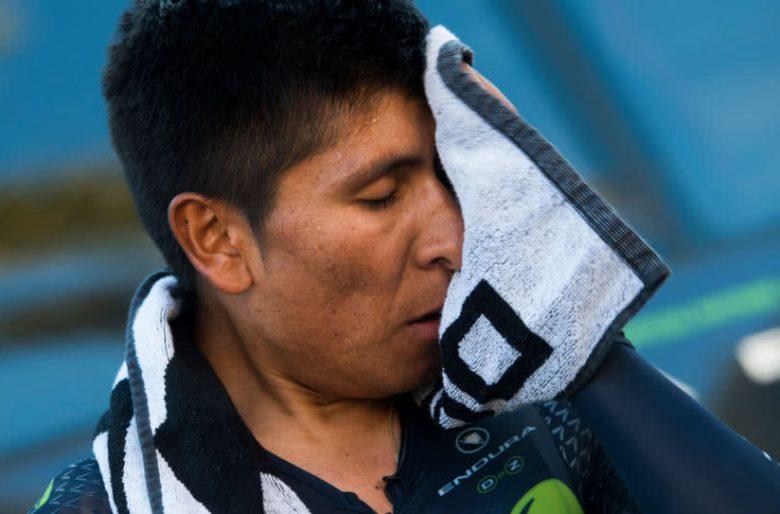 ¿Por qué a Nairo Quintana ya no lo soportan en Europa?