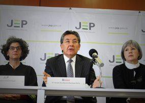 Segundo round entre la Fiscalía General y la JEP
