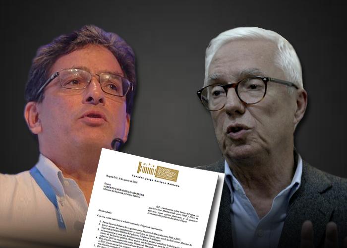 El cuestionario con el que Jorge Robledo quiere poner contra las cuerdas al ministro Carrasquilla