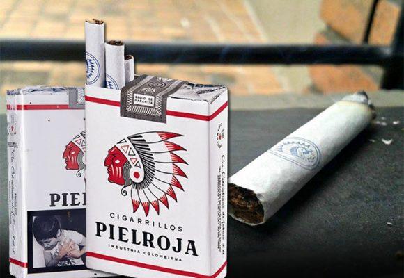 Se acaba el Piel Roja, el último cigarrillo colombiano