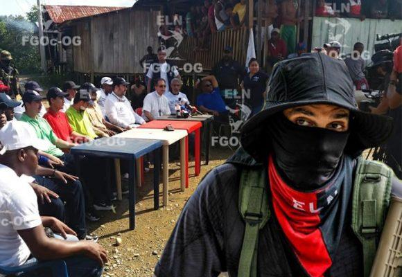Uriel, el comandante del ELN que secuestró seis personas en el Chocó