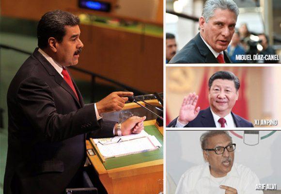 Los seis buenos amigos que le quedan a Maduro en el mundo