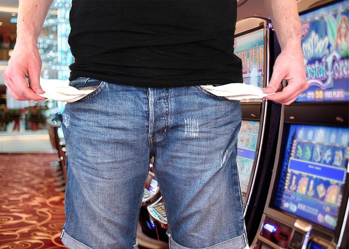 Perdí todo en los casinos y fui estafado en un centro de recuperación de jugadores anónimos