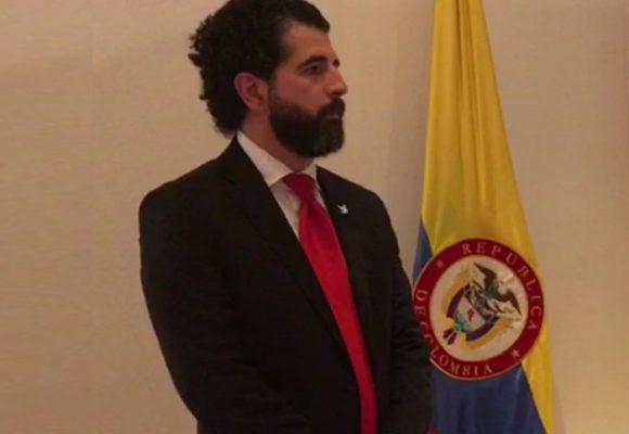 El paso de Claudio Galán Pachón por el Consulado de París