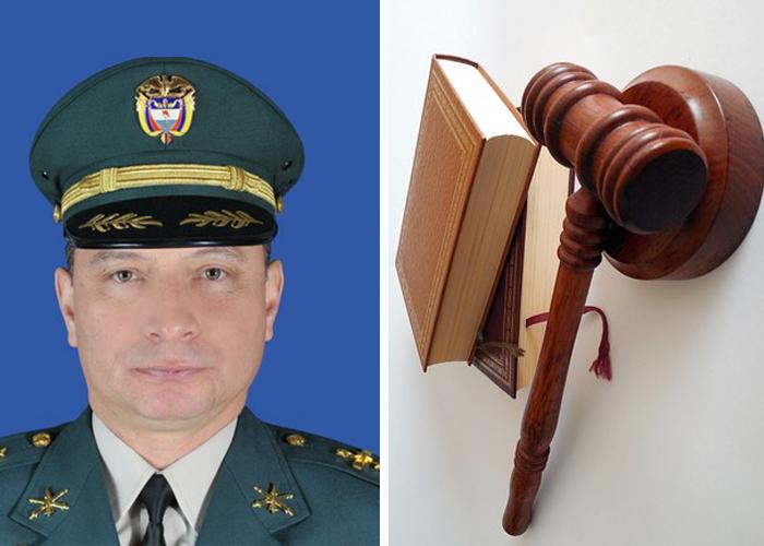 Contexto jurídico de la Fiscalía sin base a la profesión militar