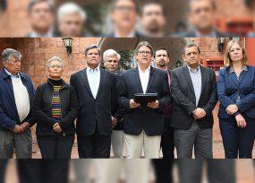 Descabezados los ocho negociadores con el ELN, aun no hay reemplazos