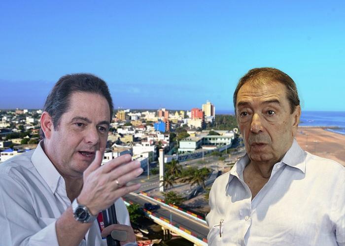 Vargas Lleras y los Char, enfrentados por la Alcaldía de Riohacha