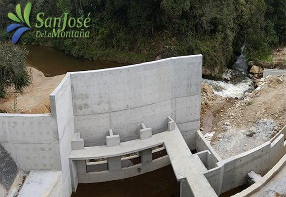 Arranca a operar la central hidroeléctrica San José de la Montaña en Antioquia