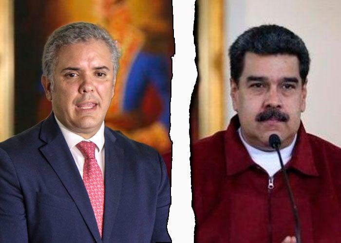 ¿Dónde está la dictadura?, ¿en Colombia o en Venezuela?
