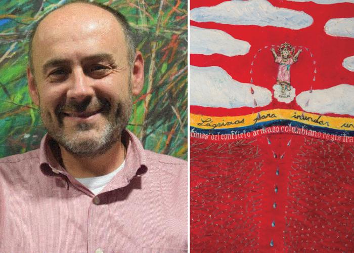 CEO de Sura, entre la salud y el arte