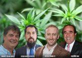 Cuatro grandes empresarios entran al negocio de la marihuana medicinal