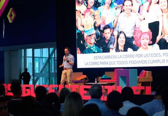 Avanza al Siguiente Nivel, la feria de educación superior más grande de Medellín