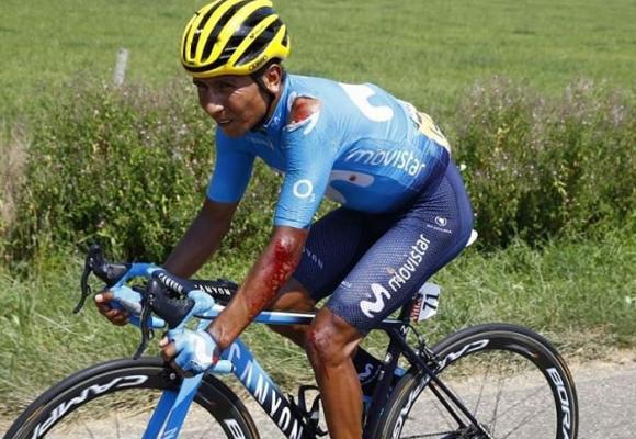 Colombia acabó con Nairo Quintana
