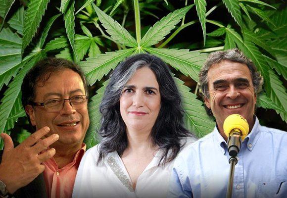 Los políticos colombianos que han fumado marihuana